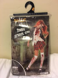 Zombie school girl Halloween Costume Саут-Джордан, 84009