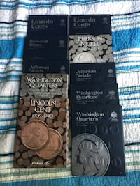 Old coin collection Ashburn, 20147