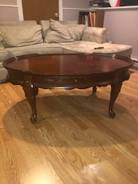Large Oval coffee table  Sharon, 02067