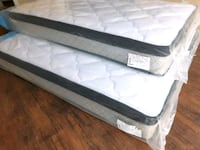 New single mattress pillowtop. Delivery 30