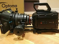 Blackmagic URSA mini pro 4.6k camara Seattle, 98105
