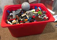 Huge Lot of LEGO pieces & Manuals White Marsh, 21162