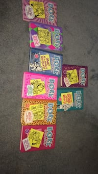 Dork diaries  the whole series Silver Spring, 20904