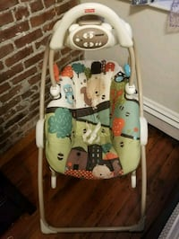 Fisher Price Baby swing 403 mi