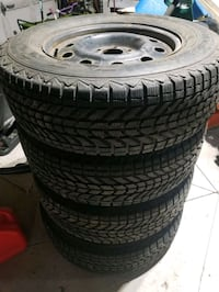 Acadia/Enclave/Traverse Winterforce 245/70R17