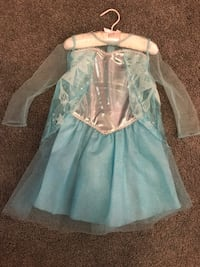 Elsa Toddler Dress 2T Whittier, 90603
