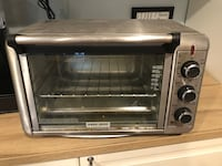 Black and decker toaster oven Springfield, 22153