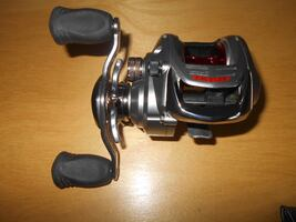 Baitcaster fishing reel Daiwa Exceller super