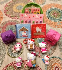 Hello Kitty Toy & Stationary Lot Rogers, 72758