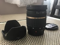 Tamron 17-50mm F/2.8 for Canon EF mount Toronto, M2N 5P6