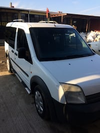 Ford - Transit Connect - 2008 8314 km