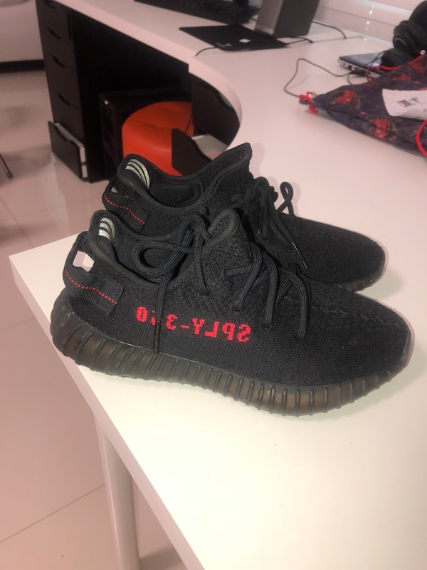 3106d40b Used Yeezy bred size 6 for sale in Duluth - letgo