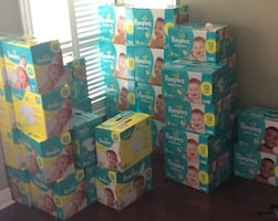 Pampers club size boxes - $25 each for 4 or more