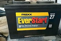 New battery, paid 125.oo, 5 yr., no questions aske Clearwater, 33760