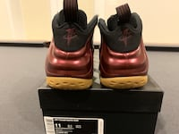 "Nike Air Foamposite One ""Maroon"" size 11 Woodbridge, 22191"