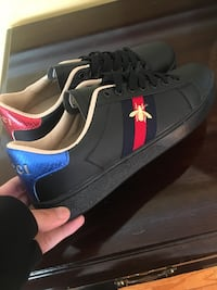 Unisex Gucci Sneakers sz 41 (8.5/9 US ) no trades Silver Spring, 20910
