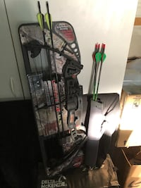 Junior Compound Bow set  Goose Creek, 29445