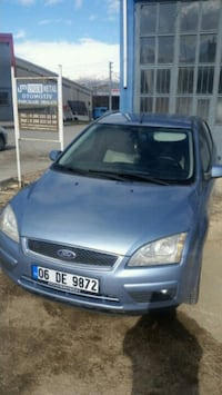 2007 - Ford - Focus Ghia  Nar Mahallesi