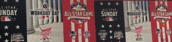 All-star game tickets