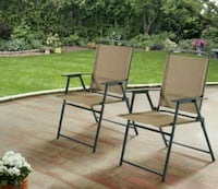 Set of 4 Folding Chairs El Paso, 79907