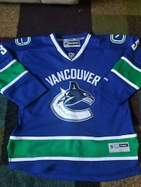 Youth Blue Canucks Jersey  Surrey, V3T 4P5