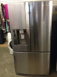 stainless steel french door refrigerator Raleigh, 27606