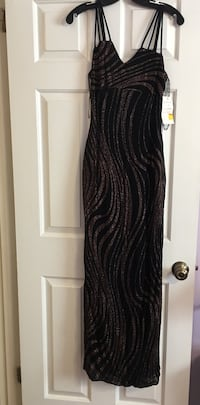 Black and Gold Dress Rossville, 30741