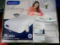 Brand new never been used self-inflating air mattress usb Edmonton, T5H 0P6