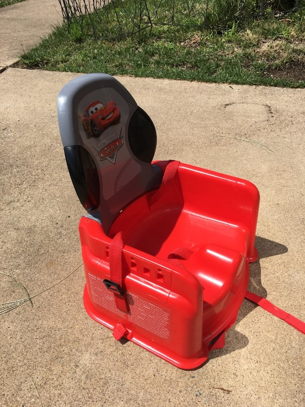 red Cars potty trainer 0