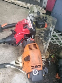 Stihl weedeater straight shaft