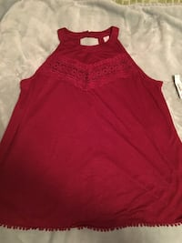 BNWT size small blouse