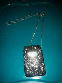 AMAZING DEAL! NINE WEST BLACK SEQUENCE CHAIN WALLET London, N5V 2C9