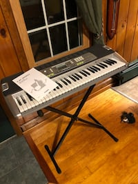 Casio keyboard Bellingham, 02019