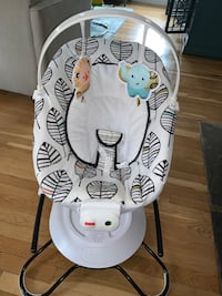 Fisher Price 2-in-1 Baby Glider