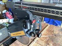 Radial Arm Saw Sewell, 08080