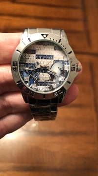 Dallas Cowboys Watch 66 km
