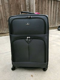 Non Carry on American airlines suitcase