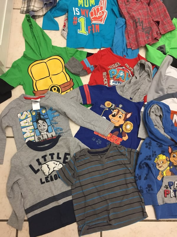 Huge 2T boy lot winter clothing  2