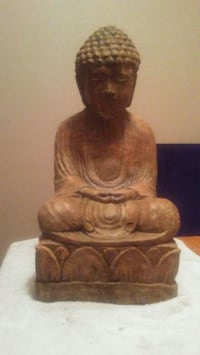 Budda monk 3ft very big n heavy Edmonton, T5T 6J4