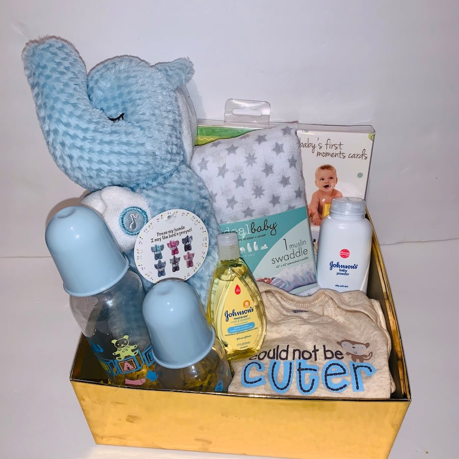 Could not be cuter gift box