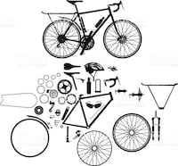 Bicycle repair/spring tuneup Des Moines