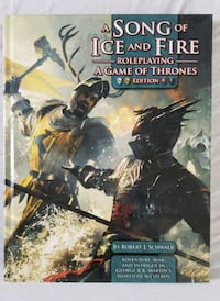 "The Game of Thrones, ""A Song of Ice and Fire Rolep Oakley, 94561"