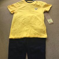 True Religion kids outfit size 4T Falls Church, 22046