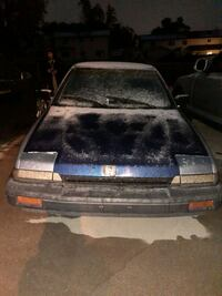 1987 Honda Accord Salt Lake City