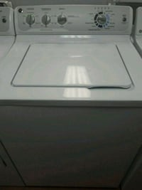 GE washer stainless