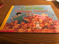 Book called Why do Leaves Change Color?  By Betsy Maestro Hudson, 01749