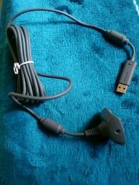 Xbox 360 controller charging cable Lindsay, 93247