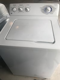 White top-load clothes washer Avon, 46123