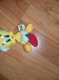 two yellow and blue animal plush toys Erie, 16509