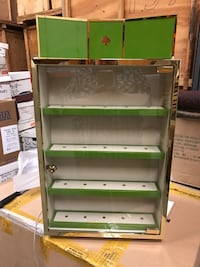 Jewelry cabinets new $50 or make me an offer have a lot different ones bnib Ajax, L1S 3Z2
